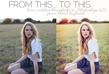 Photography + Photoshop / by Meagan Ramsey