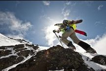 Alpine Adventures / Climbing, skiing, boarding, camping - pretty much everything mountain!