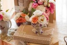 Vintage Wedding Inspiration / The Vintage look is still a hugely popular trend for Weddings. With delicate lace and pearl details, dusky pinks and soft creams, it is a timeless and stylish theme. Check out our board for inspiration or visit www.countrybaskets.co.uk