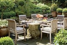 Porches and Patios / by Jody Miller-Bown
