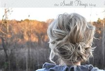 Awesome Hair! / by Peggy Redmon