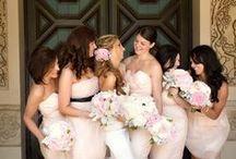 Вдохновение: подружки невесты