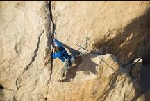 Mason Earle's Joshua Tree Selects / When we sent Jeremiah Watt to Joshua Tree with the Eddie Bauer team this past spring, it was to capture epic images of desert climbing. We thene asked Eddie Bauer climber Mason Earle to pick a gallery of his favorites from that time in the desert. Enjoy. (Captions by Mason Earle, Images by Jeremiah Watt) / by Eddie Bauer