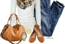 Fall style / by Kortney Kittle