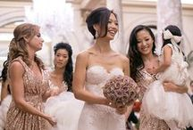 the WEDDING BELLE of the ball / the perfect atmosphere for nuptials / by Denesha Williams