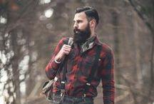 Manly men / by Jennifer Pasqualini Truesdale