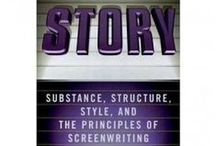 Screenwriting 101 / As a creative story-telling author, I've been challenged to enter the world of screenwriting. These are the tips, the inspirations, and the tools I'm using to study and hone the craft.