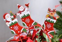 ToyTown / Christmas Inspiration by Country Baskets