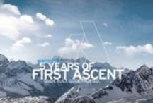5 Years of First Ascent / We founded First Ascent in 2009, enlisting a world-class team of guides and athletes who live and work in the mountains.  / by Eddie Bauer
