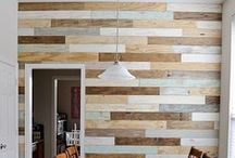 Pull Apart A Pallet / Create anything with a wooden pallet!! After all, it's just rough-hewn pine boards. Some of the most Creative coffee tables, book shelves, headboards you'll ever see with DIY instructions!! #Palletsrock / by Susan@CountryDesignHome