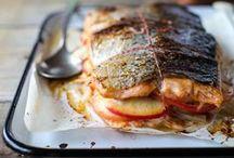 Picnic - fish & seafood / Fish recipes