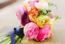 Bridal Bouquet Variations