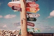 Travel - Places to go / This board is about places in the world everyone should aim to travel to. We will recommend places to see and visit and recommend some of our books in the travel collection to help you along.