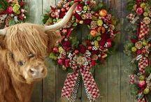 Highland Christmas Trend 2015 / Highland Christmas Trend 2015