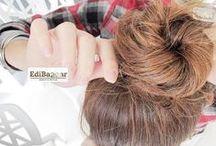 Ozdoby do włosów / Fryzury jeszcze nigdy nie były tak proste! ;-)  Inspiracje, pomysły, akcesoria do włosów.