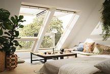 Soverom / Finn inspirasjon til hvordan du kan skape et koselig soverom som legger grunnlaget for en god natts søvn.