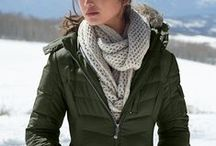 Warm Parkas & Jackets for Cold Weather / Stay warm when the temperature drops.  / by Eddie Bauer