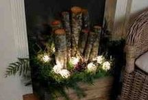 Light My Fire / Fireplaces and Mantels- DIY and designed decor. / by Susan@CountryDesignHome