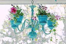 Alternative Hanging Baskets