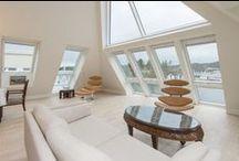 Stue / Vi bruker mye tid i stuene våre - da er det viktig at rommet innredes slik at det legges til rette for mange hyggelige stunder.