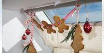 DIY julepynt / Enkle forslag til hyggelig julepynt for store og små.