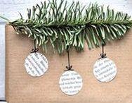hessnatur Wasteless X-Mas / DIY-Ideen für ein abfallfreieres Weihnachten #DIY #Weihnachten #ZeroWaste