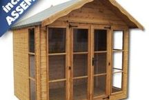 TGB Summerhouses / TGB Summerhouses features a wide range of high quality, no-nonsense summerhouses... all professionally assembled in your garden.