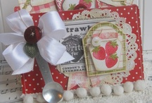 Cards & Tags / by A Little Vintage Rose