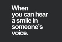 Speak to me / by Jasmine Holahan