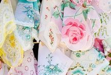 Lovely little things / by A Little Vintage Rose