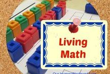 HS: Living Math / by Our Journey Westward
