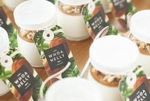 Party & Wedding Favors / My favorite unique party favors & wedding favors! Never send 'em home empty handed :) / by Tori Tait | Thoughtfully Simple