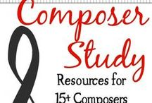 HS: Composer Study / by Our Journey Westward