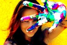 Color me / by Britte Koppel