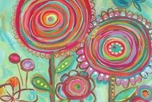 FLOWERS & GARDENS / Paintings/Photos / by Gayle Diesing