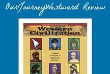 HS: Curriculum Reviews / These are some of the curriculum favorites that have come across my review desk.  I've written many more reviews which can be found at http://ourjourneywestward.com/my-product-reviews/.   / by Our Journey Westward