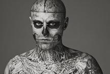 Tatts / My dark side...