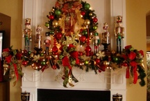 christmas decorating / by Shelley Morris