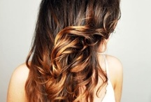 Hairstyles / Hair styles, colors and trends! / by Milena Joy