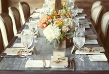 Spaces:: Dining Rooms / Dining Room inspiration and ideas.