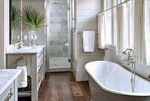 Spaces:: Beautiful Baths / Bathrooms, Interior Design