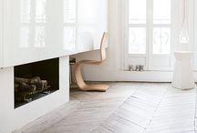 Color:: The White Board / White interiors and inspiration.
