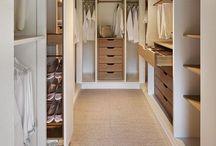 Spaces:: Closet Case / Beautifully designed closets.