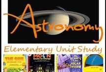 HS: Science - Astronomy / by Our Journey Westward
