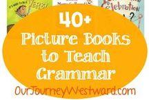HS: L.Arts - Grammar / by Our Journey Westward