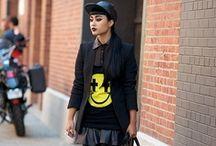 Female Street Style.