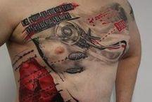 """""""Tattooed everything"""""""
