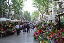 Travel:: Spain on the Brain / Spain is a summer-long stop on my Life List. / by Kathy Sandler