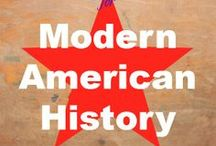 HS: History - Modern / by Our Journey Westward