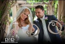 Mr. & Mrs. / Cute Wedding Photography Ideas For The Bride And Groom  http://www.randrphotography.com